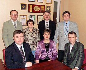 Колектив ПКФ «Промінь»
