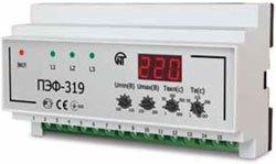 Автоматический электронный переключатель фаз ПЭФ-319